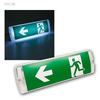 Led-Fluchtwegleuchte FL-511 Wall Mount IP65 Ausgangsanzeige Emergency Light