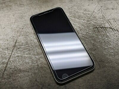 Apple iPhone X - 64GB - Silver (Unlocked) A1865 (CDMA + GSM) with accessories