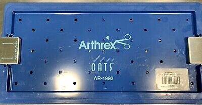 Arthrex OATS Instrument Tray