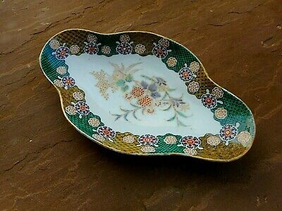 Antique Chinese Porcelain Dish / Tray Marked