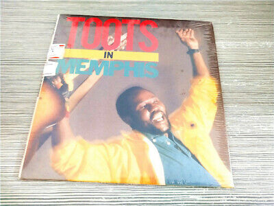 Toots* – Toots In Memphis B0002877-02 US CD E380-98
