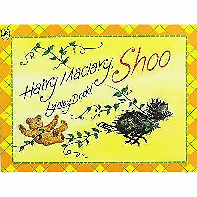 Hairy Maclary Shoo, , Used; Good Book