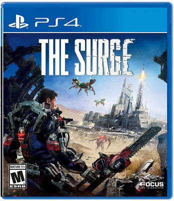 The Surge PS4 New PlayStation 4, PlayStation 4