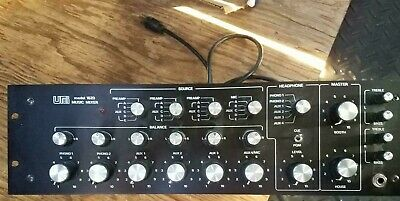UREI Model 1620 Music Mixer - FULLY RESTORED - MINT CONDITION
