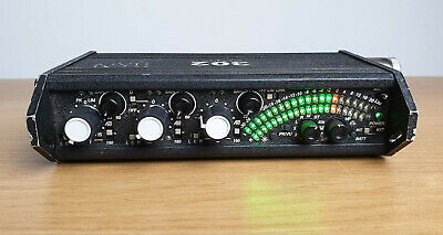 Sound Devices 302 Location Field Mixer / Audio Preamps