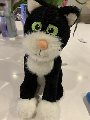 Postman Pat Pat Stroke And Purr Jess The Cat Plush Toy * Brand New * Ages 3+