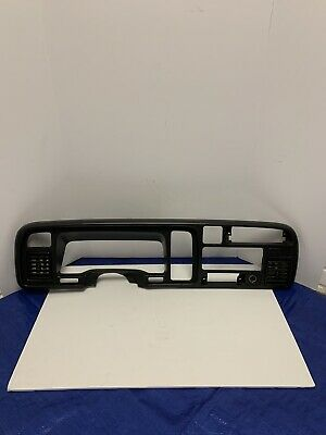 1994-1997 Dodge Ram Pickup Truck Dash Bezel Trim 95 96 971500 2500 3500  1996
