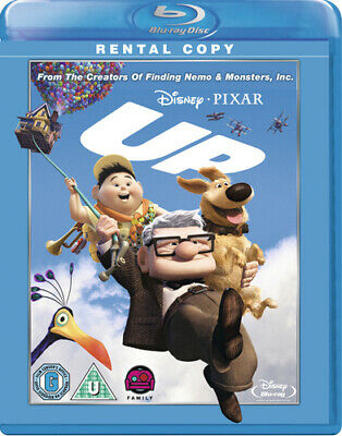 Up Blu-ray (2010) Pete Docter cert U Highly Rated eBay Seller Great Prices