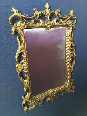 Vintage/antique Ornate Mirror
