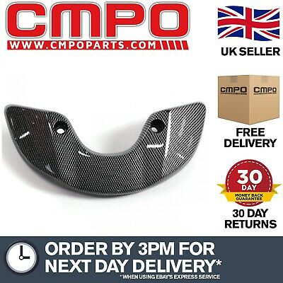 Carbon Fibre Effect Pillion Handle (PNHD011) (#011)