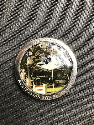 """Australian Special Air Service (SAS) """"The House"""" Challenge Coin"""
