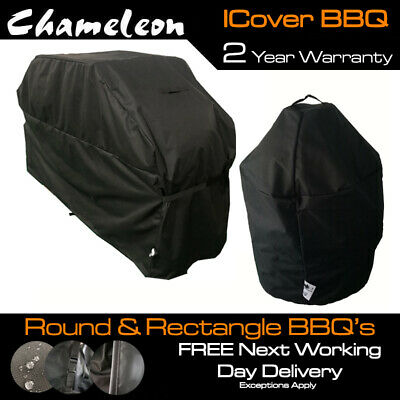 Heavy Duty BBQ Covers 210d Oxford, Full PVC 100%Waterproof Garden Outdoor Patio