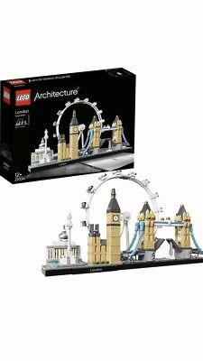 LEGO 21034 Architecture London Skyline Building Set, London Eye, Big Ben,