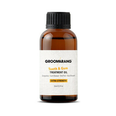 Groomarang Treatment Oil - Extra Sterke Tanden En Tandvlees