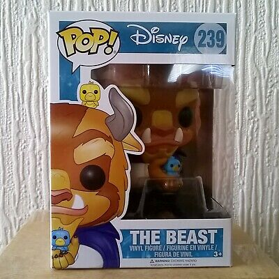 BNIB* Funko POP! Disney Beauty & The Beast - The Winter Beast #239 Vinyl Figure