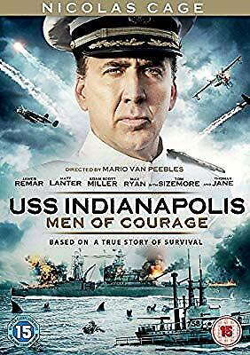 USS Indianapolis [DVD] [2017], , Used; Very Good DVD