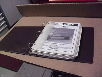 Stanley Bostitch Air Tool Manuals & Price Sheets From 1993