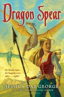 Dragon Spear, Paperback by George, Jessica Day, Brand New, Free P&P in the UK