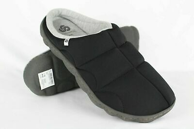 Clarks Cloudsteppers Women's Step Rest Clog Slippers Size 8, 9, or 10 Black