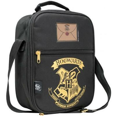 Harry Potter Hogwarts Boys Girls Adults School Thermal Lunch Bag Snacks Food