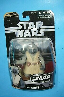 2006 The Saga Collection.clone Wars. Star Wars.foul Moudama # 029 Nip