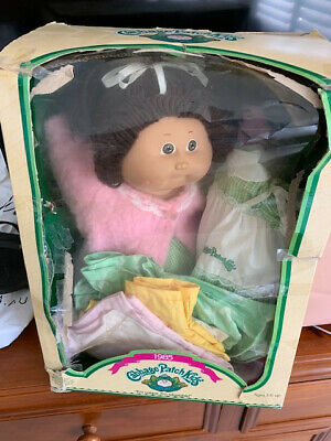 Vintage 1985 Coleco Cabbage Patch Doll. NEVER OPENED!