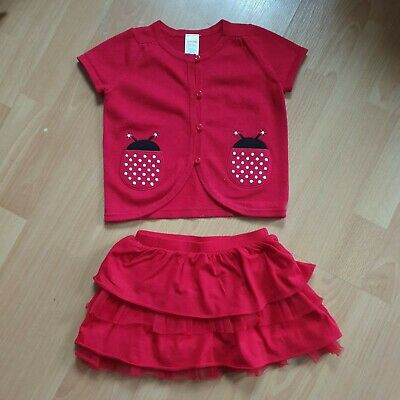 Gymboree outfit, 3-4 y, brand new cardigan