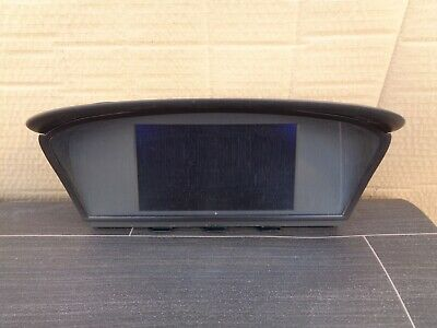BMW 5 Serie On Board Computer Display Screen 9141807