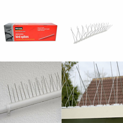 Pest-Stop Professional Bird Spikes - 10 Pack - 5 metres