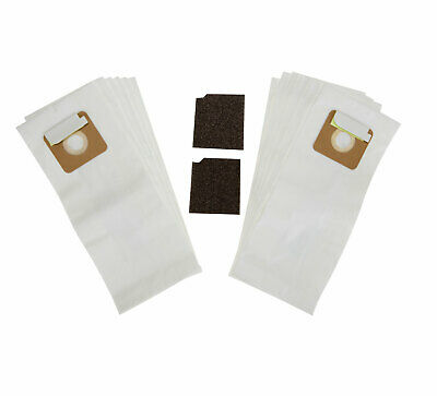 Tennant Paper/Ply Vacuum Bag (12 Bags, 2 Filters) 9007744