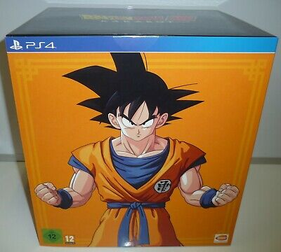 Dragon Ball Z: Kakarot Collector's Edition Ps4 Pal Nuovo Sigillato New