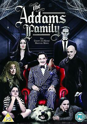 The Addams Family      DVD   New!