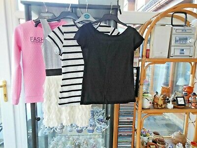 Teens Bundle Lot Of 4 Mixed Items Age 13-15-Evie/Atmosphere/Edition/New Look