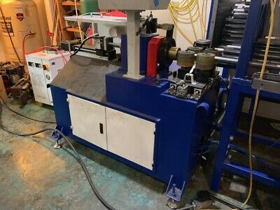 500 watt laser cutting machine with 20 foot automated rack