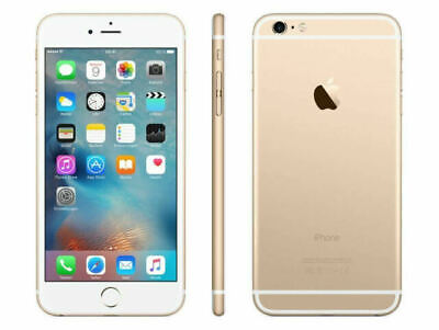 UNLOCKED AT&T / T-Mobile Apple iPhone 6s Plus 16GB 4G LTE GSM Smart Camera Phone
