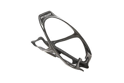 Specialized Rib Cage Pro Carbon Water Bottle Cage Gloss Black Good