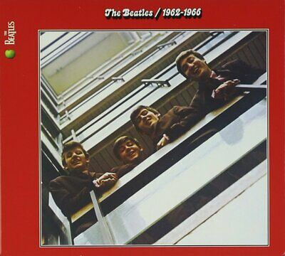 Red Album Remaster 2009 - Beatles The 2 CD Set Sealed ! New !