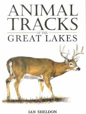 Animal Tracks of the Great Lakes, Paperback by Sheldon, Ian, Brand New, Free ...