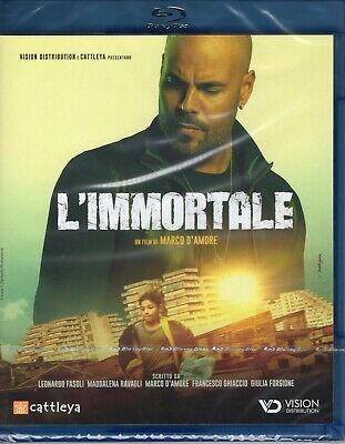 L'immortale (Marco D'Amore) (2019) Blu Ray