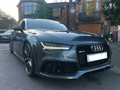 2015 Audi Rs7 4.0 Tfsi V8 Black Edition Sportback Fully Loaded Spec Grey May Px
