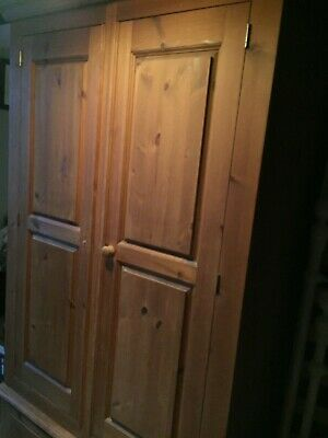 Lovely old Pine wardrobe