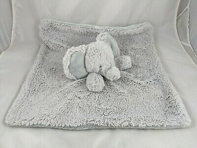 Koala Baby Gray Elephant Rattle Lovey Security Blanket Stuffed Animal Toy