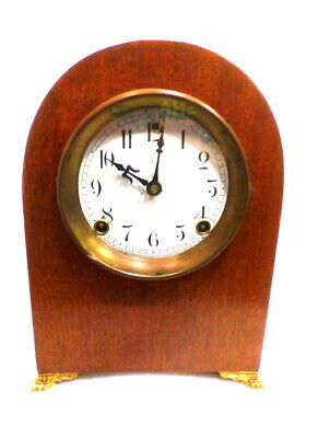 1915 Sessions Striking Pendulum Driven Mantle Clock