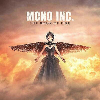 MONO INC. The Book Of Fire CD+DVD NEW .cp