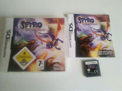 The Legend of Spyro: Dawn of the Dragon Ds