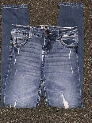 Justice Skinny Jeans Mid Rise Girls  Size 10
