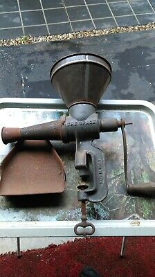 Vintage Tre-Spade Tomato Crusher used
