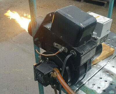 Intertherm Mobile Home Oil Furnace Burner SM-1 New Nozzle Tested & Working