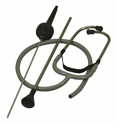Lisle 52750 Stethoscope Kit Detects Both Mechanical and Air Induced Sounds