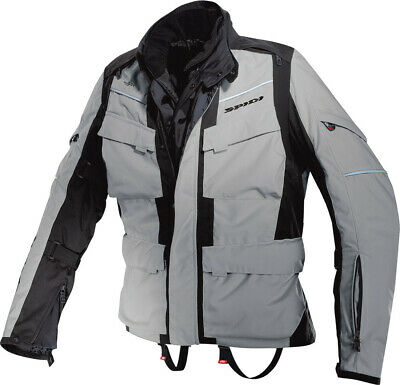 Spidi Venture H2Out Ladies Jacket XL Grey BRAND NEW
